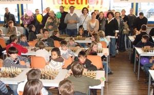 Dimanche 05 Décembre 2010 - Tournoi du Telethon