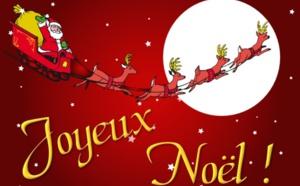 Le club vous accueille pendant les vacances de Noël du lundi au mercredi de 14h à 17h