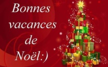 Vacances de Noël: animations du lundi au vendredi de 14h à 17h