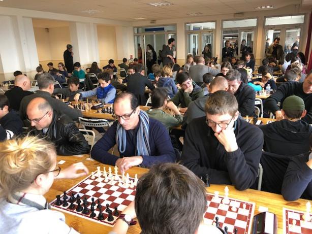 124 participants ! Immense succès du Blitz ViaStella/Échec et Mat