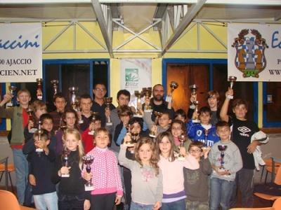 Tournoi de Blitz - 28 Novembre 2010