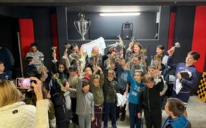 Alain Roussel remporte le tournoi AIR CORSICA
