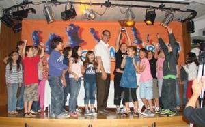 Tournoi scolaire - 15 juin 2010