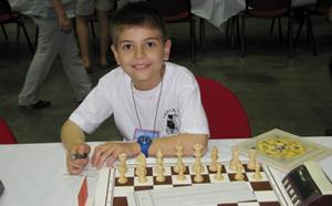 Albert Tomasi champion de france petit-poussin !!