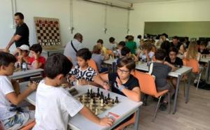 Pierluigi Piscopo remporte le tournoi de rentrée