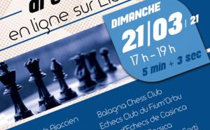 Championnat de Corse par équipe, toute catégorie, le 21/03/2021
