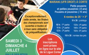 Qualifications pour le championnat de France 2021 à Agen