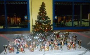 Le club reste ouvert durant les vacances de Noël !