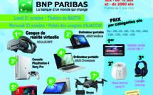 Trophée des jeunes BNP Paribas au Palais des Congrès mercredi 23 octobre