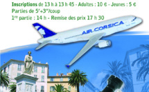 Ghjustra di blitz Air Corsica u 17 di marzu 2019